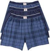 "Buffalo David Bitton by David Bitton Knit Cotton Modal Stretch Boxers 3-Pack size M 32-34"""