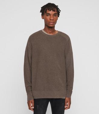 AllSaints Eben Crew Sweater