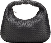 Bottega Veneta Women's Intrecciato Medium Hobo-Black