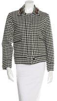 Marni Wool Embellished Jacket