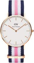 Daniel Wellington Classic Southampton 36mm Rose Gold Watch