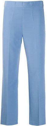 Altea Straight-Leg Cropped Trousers