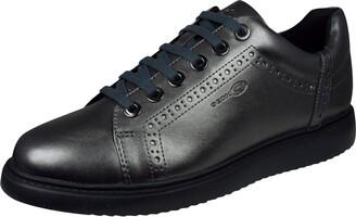 Geox Women's Thymar Pearl Sneaker Oxford