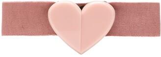 Cecilia Prado Heart buckle belt