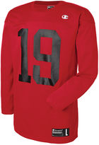 Champion Long-Sleeve Football Jersey