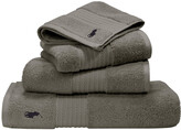 Ralph Lauren Home Player Towel - Pebble - Hand Towel
