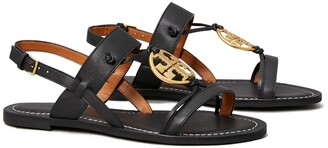 Tory Burch Miller Two-Band Sandal
