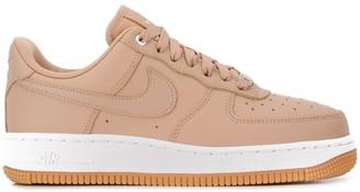 Nike Air force 1'07 prm platform trainers