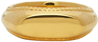 Dear Letterman Gold Mihna Ring