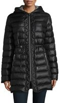 Kenneth Cole Quilted Zip Anorak