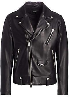 Mackage Men's Fenton Leather Jacket