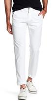 Mason Solid Flat Front Summer Pant
