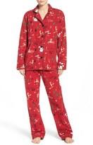 PJ Salvage Women's Print Flannel Pajamas
