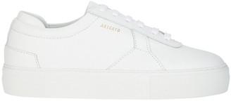 Axel Arigato Platform Low-Top Leather Sneakers
