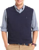 Izod Fine Gauge Sweater Vest