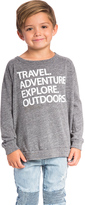 Chaser Travel Explore Tee