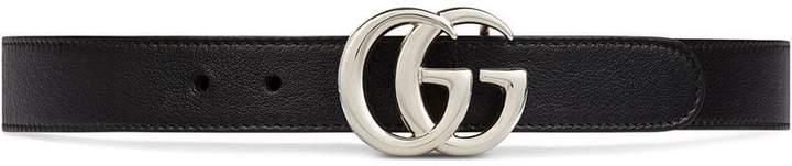 Gucci Kids Children's leather belt