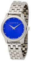 Android Women's AD415BBUCOM Lady Phantom Swiss 5 Blue Dial Watch