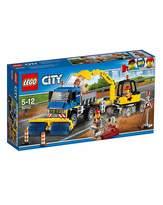 Lego City Great Vehicles Sweeper & Excav