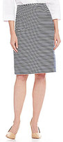 Preston & York Kelly Jacquard Pencil Skirt