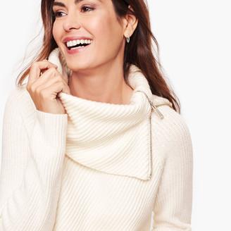 Talbots Split Neck Sweater