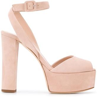 Giuseppe Zanotti platform heeled sandals