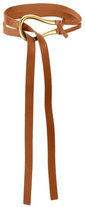 Bottega Veneta French Leather Belt