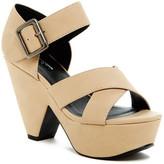 Michael Antonio Geonson Platform Sandal