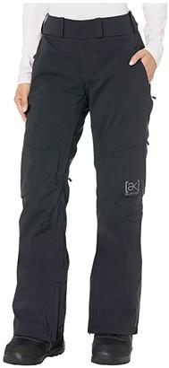 Burton ak] 2L Summit Pant (True Black 1) Women's Casual Pants