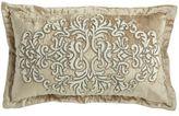 Pier 1 Imports Romantic Glam Beaded Velvet Lumbar Pillow