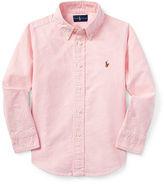 Ralph Lauren Solid Oxford Shirt