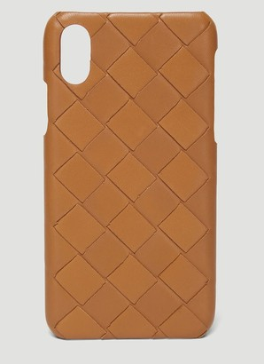Bottega Veneta Intreccio iPhone X/XS Case