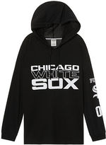 PINK Chicago White Sox Campus Hoodie Tee