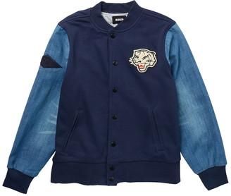 Hudson Tiger Sweater Jacket