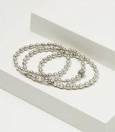 LOFT Metallic Stretch Bracelet Set