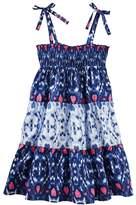 Osh Kosh Girls 4-6x Smocked Maxi Dress