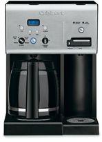 Cuisinart Coffee Plus 12-Cup Programmable Coffee Maker
