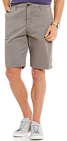 Lucky Brand Flat-Front Shorts