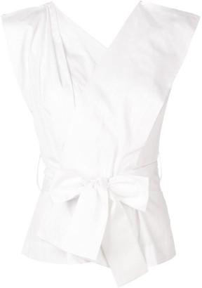 Vivienne Westwood V-neck shirt
