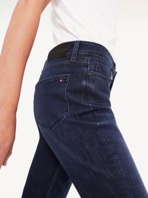 Tommy Hilfiger Rome Straight Fit Medium Waist Jeans