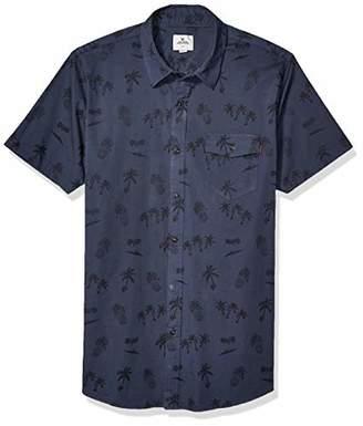 Rip Curl Men's Poolside Short Sleeve Shirt
