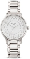 Kate Spade Scallop Dial Gramercy Watch, 34mm