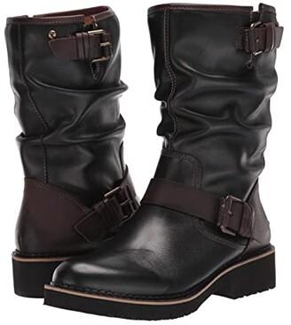 PIKOLINOS Vicar W0V-9666 (Black) Women's Boots