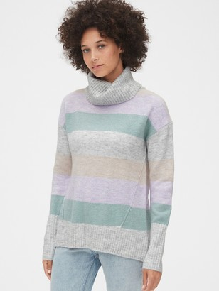 Gap Brushed Turtleneck Sweater