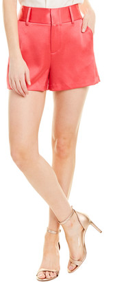 Alice + Olivia Cady High-Waist Short