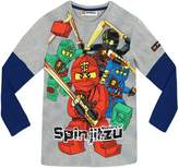 Lego Ninjago Boys' Ninjago Top