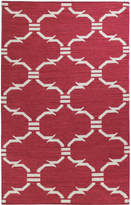 Bashian Rugs Jordan Flatweave Hand-Woven Wool Rug