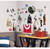 Star Wars RoomMates Classic Peel & Stick Wall Decals