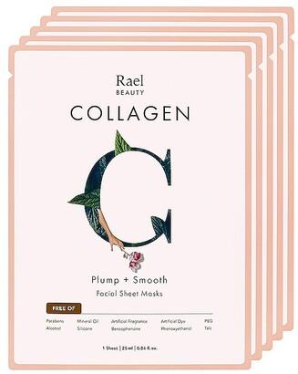 Rael Collagen Mask 5 Pack Set