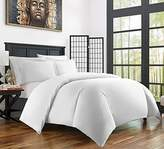 Splendid Hotel Collection Luxury 3PC Duvet Cover Set Room Essential 1800 Series Egyptian Quality Ultra Silky Soft Top Quality Premium Full/Queen Size White